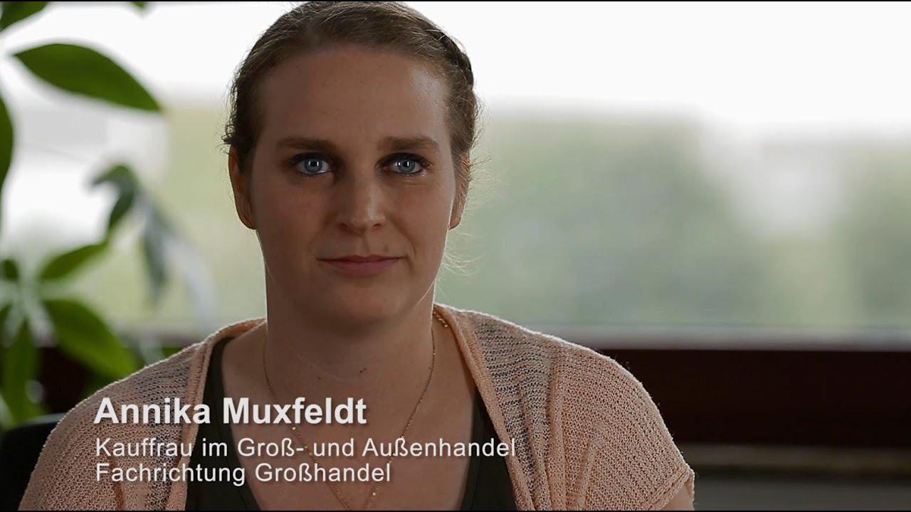 Annika Muxfeldt Azubi Des Nordens 2015