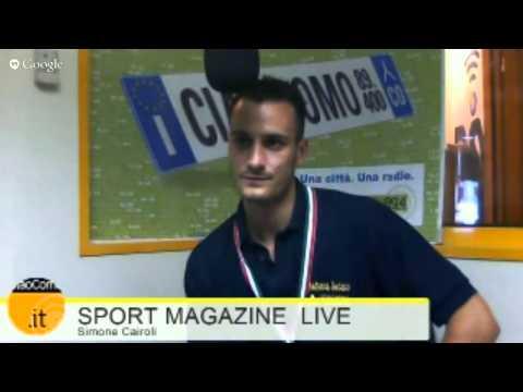 SPORT MAGAZINE LIVE - IRONMAN CAIROLI, TRICOLORE DACATHLON