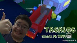 Dami balikbayan box | Roblox Gameplay | Work at pizza place | #Tagalog