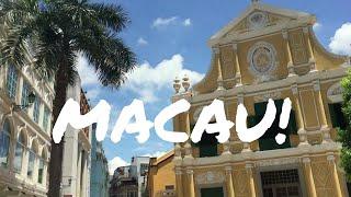 Gambar cover MACAU - TOP THINGS TO SEE -Travel Vlog