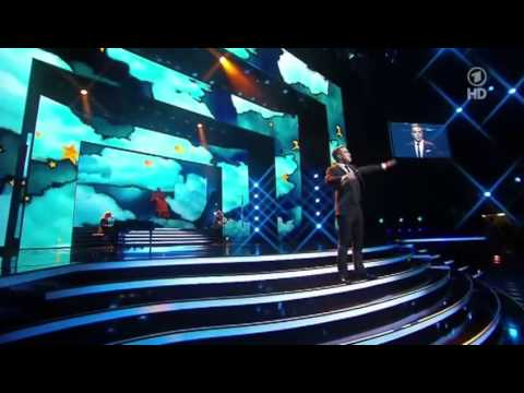 Go Gentle Live @ Bambi awards 2013 Robbie Williams