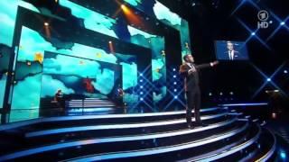 Go Gentle Live @ Bambi awards 2013 Robbie Williams