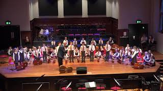 Bromsgrove Prep School - Year 3 Strings Concert (Nov 2018): Cellos