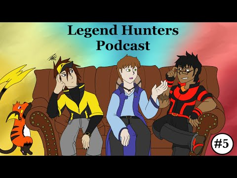 """Legend Hunters Podcast #5 - """"F@#$ This Noise!"""""""