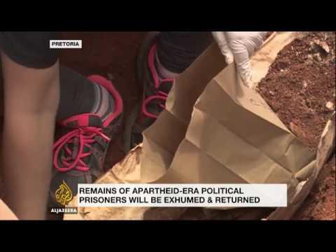 34984 rizne Mensch 029 004 001 Al Jazeera South Africa׃ Apartheid era victims' remains exhumed