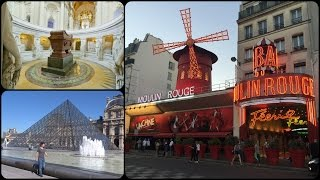 Paris Vlog / Day 2 / Inside Moulin Rouge,Tomb Of Napoleon & The Louvre(On Day 2 we paid a visit to The Army Museum which contains Napoleon's Tomb,We had a walk around The Louvre and saw the famous Mona Lisa Painting & At ..., 2016-10-05T11:00:03.000Z)