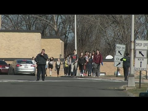 Agawam High School students dismissed early due to social media threat
