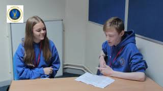 English Open Evening Video