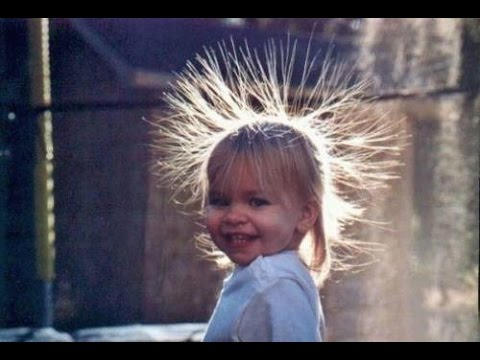CAN U PASS WITHOUT LAUGHING? - KIDS having problems with their HAIR