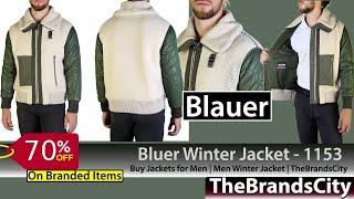 Blauer Winter Jacket - 1153 Buy Jackets for Men   Shop now at TheBrandsCity.com