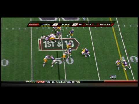 USC Offense Highlights vs. Washington 2009
