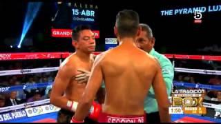 Cristian Mijares vs Tomás Rojas