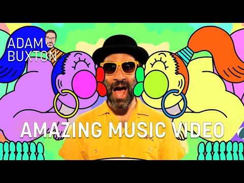 ADAM BUXTON - AMAZING MUSIC VIDEO (BUG TV)