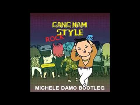 PSY ft. Tom Fall - Gangnam Rock Style (Michele Damo Bootleg)
