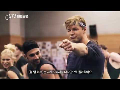 CATS - 2017 Korea Tour - Rehearsal Footage and Interviews