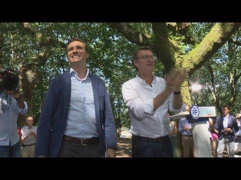 O PP inicia o curso político en Cerdedo-Cotobade lembrando a Rajoy