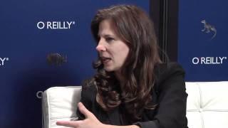 Nancy Duarte Interviewed At Web 2.0 Expo San Francisco 2011