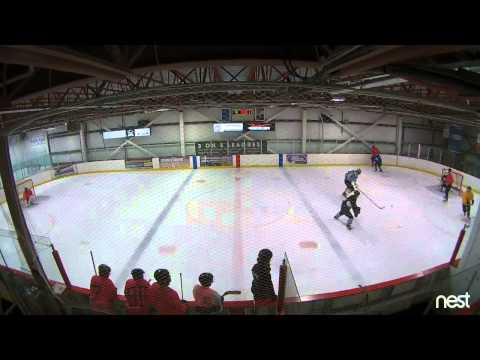Ice Hockey Cam July 8 Berserkers vs Juvenile Delinquents