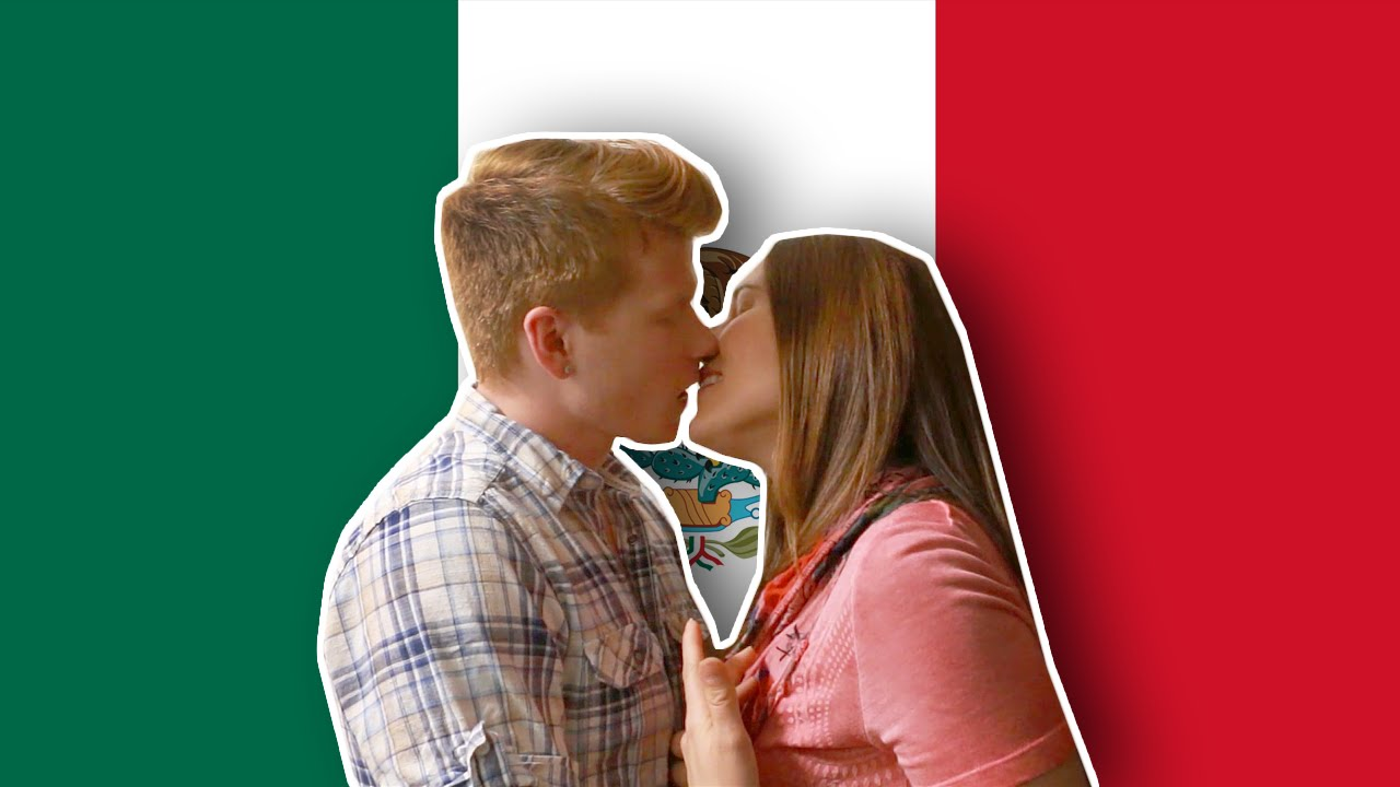 White guy dating mexican girl