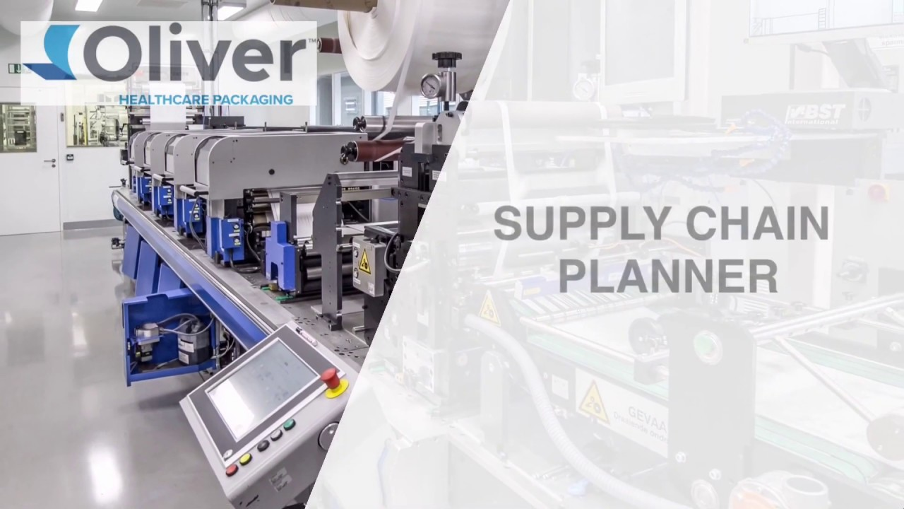 Supply Chain Planner bij Oliver Healthcare Packaging in Venray
