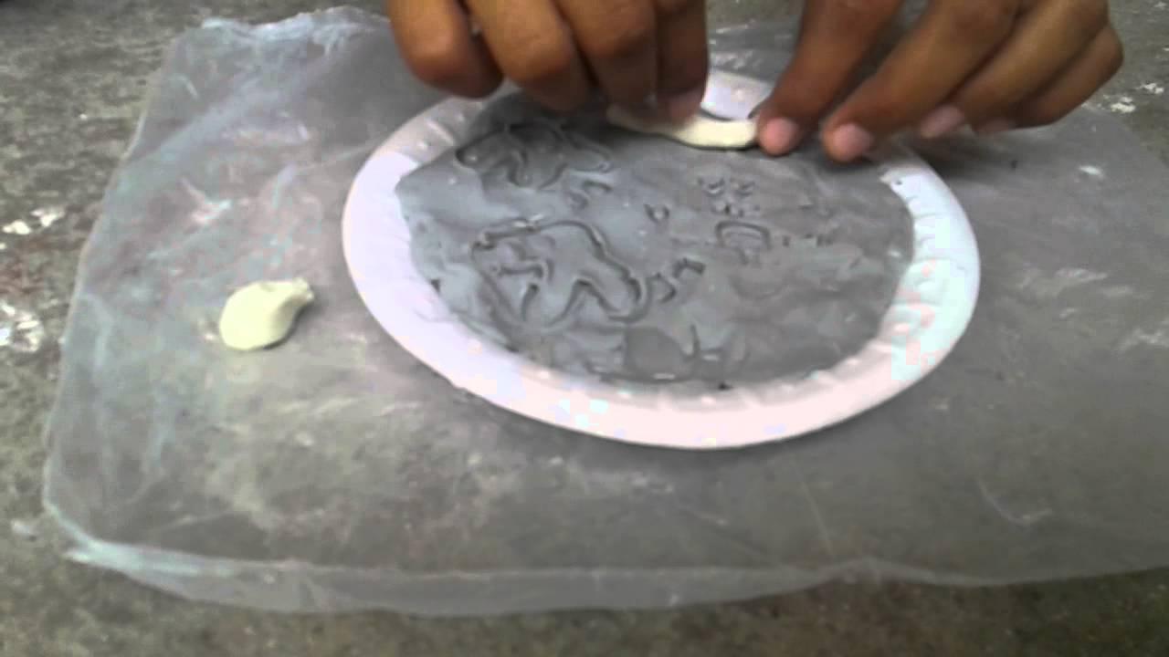 Como hacer un fosil youtube - Como construir un tejado ...