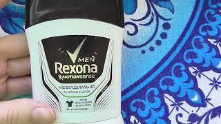 Rexona Невидимый. Отзывы и обзор товара. Вся правда