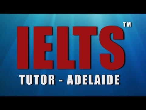 IELTS Speaking Practice Adelaide South Australia