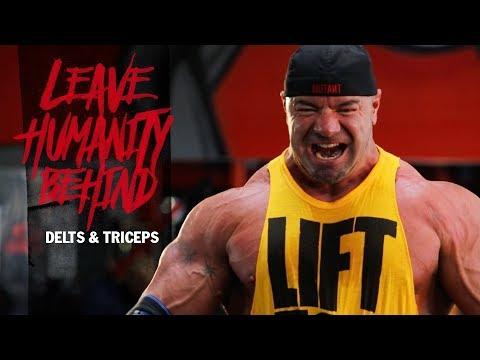 LHB - IFBB Pro Dusty Hanshaw's OFF SEASON - EPISODE 1, DELTS & TRIS