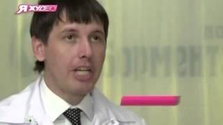 Доктор Кондрашов и Ольга Галкина на НТВ