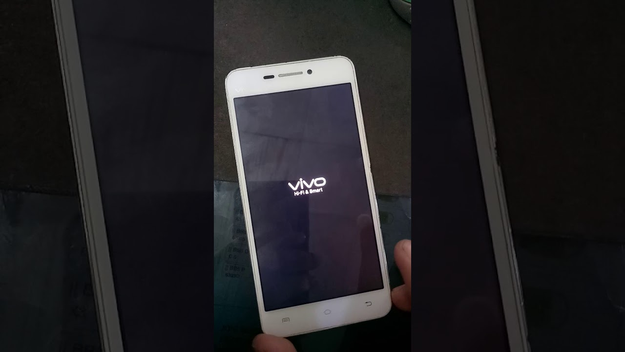 How To Hard Reset Vivo X3s Work 100 Youtube