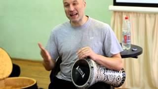 Мастер-класс по дарбуке. Базовые арабские ритмы (Преподаватель: Антонио Грамши)