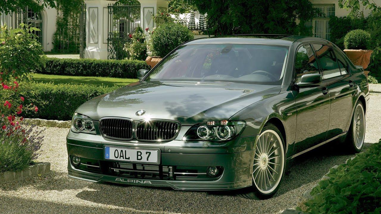 ALPINA BMW B7 (2006) - YouTube