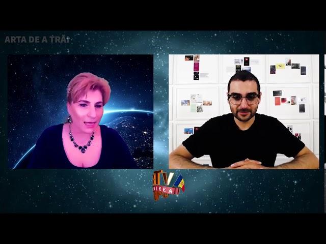 Arta de a trăi   emisiune de Simona Bostan,invitat Adrian Puiu