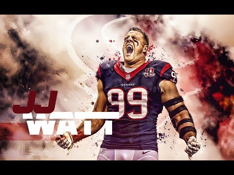 JJ Watt l Here Comes The Boom l JJ Watt Career Highlights