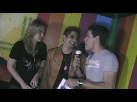 Festa UP estreia no TV Bar - 29/10/2010 - Pheeno TV