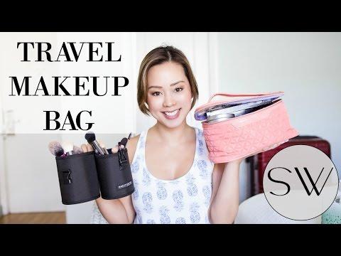 My Travel Makeup  Bag | Miami 2016