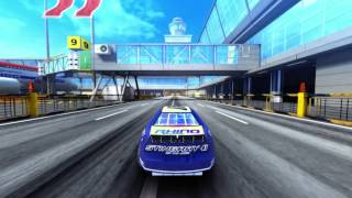 first 90s Arcade Racer gameplay