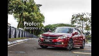车库试驾 - Proton Perdana 2.4L 2016