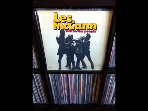 Les McCann - What's Going On