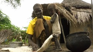 南スーダン:壊滅的な飢餓との闘い /日本ユニセフ協会