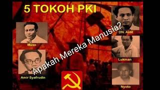 Mengenang G30S PKI, Pahlawan Revolusi  ( PKI Bangkit? ) backsound Lagu Gugur Bunga
