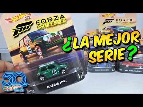 Forza Motorsport Hot Wheels Series 3 - Retro Entertainment 2018