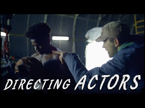 How to Direct New Actors