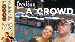 Cooking Vlog: Feeding A Crowd