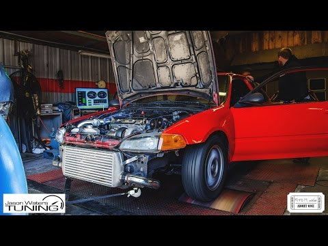 Chip's Turbo LSVTEC EG Civic | Jason Waters Tuning
