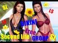 Second Life Gift GROUP Free BIKINI L$