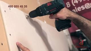 видео Шумоизоляция стен в квартире: современные материалы, технологии