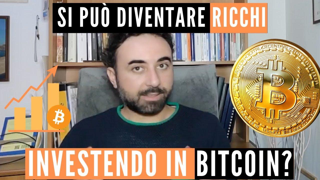come diventare ricchi investendo in bitcoin