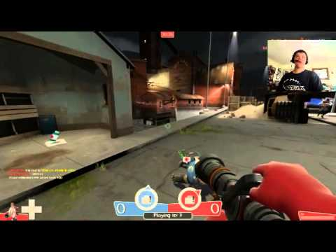 gaming tourist plays : team fortress 2
