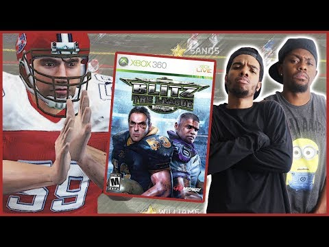 THE BLITZ RIVALRY CONTINUES! - Blitz The League | #ThrowbackThursday